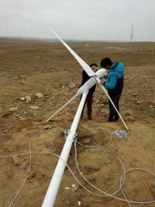 2kw 3kw 바람 태양 잡종 전원 시스템, 격자 잡종 전원 시스템 떨어져 2kw 3kw