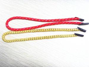 Maniglia metallica del sacchetto della corda di scintillio per il sacchetto del regalo