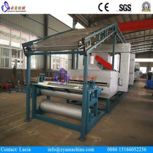 1220mm de PVC Porte Tapis Tapis de plancher Making Machine/Ligne de Production
