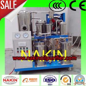 Eficiente purificador de aceite lubricante de vacío, la Filtración de aceite usado de la máquina (TYA)