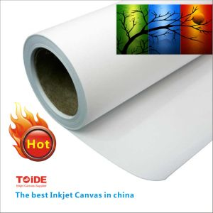 Poliestere 100% Fabric Canvas per Eco-Solvent Ink