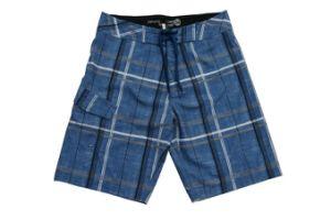 Beach Shorts del Men del plaid per Summer Wear