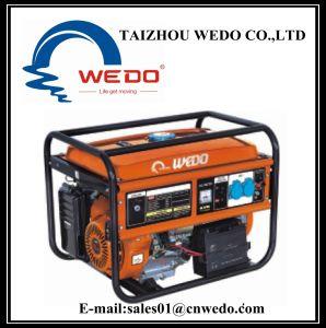 Wd5500ガソリンまたはガソリン発電機Genset (wedo)