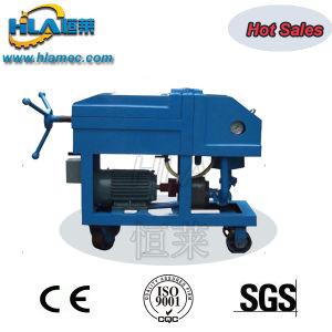 Pr-10 Mini tipo móvel da máquina de reciclagem de óleo de motor de resíduos