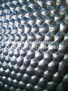 Stamping Embossing Good QualityのHermesteel 304 Stainless Steel Sheet