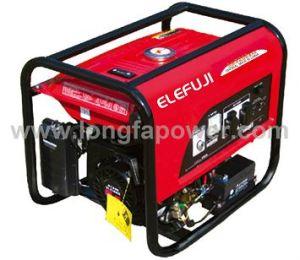 2kw/3kw/5kw arranque eléctrico portátil Elemax Grupo Electrógeno gasolina