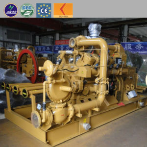 Газификация угля электростанции 1 МВТ по углю газ мощность генератора