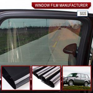 La película la ventana de 1 capas de tinte de cola de Automoción profesionales de la película la ventana de Vlt el 5%~70% UV99%