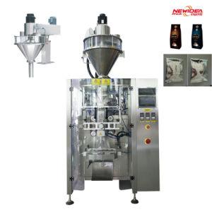 Beutel-Beutel/Kissen-Beutel-automatische Verpackmaschine für Pfeffer-/Paprika-Puder/Bodenpfeffer/Pfeffer-Puder