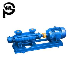 De horizontale Meertrappige Pomp van het Water van de Elektrische Motor van de Hoge druk Centrifugaal