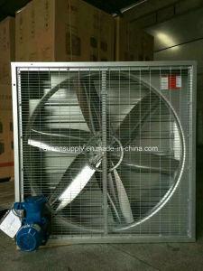 La Chine fournisseur Explosion-Proof carré d'échappement du ventilateur de ventilation du ventilateur