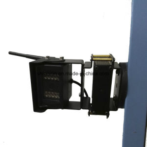 La grabación de 720p de Automoción impermeable WiFi cámara de marcha atrás