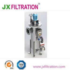 Полностью автоматическая скребок фильтр для фильтрации жидкости