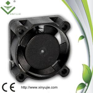 5/12ボルトDCの換気扇25X25X10mmのブラシレス冷却ファン