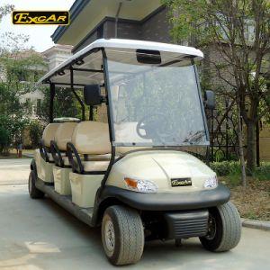 Goedgekeurd Ce Met lage snelheid van de Auto van het Golf van de Aandrijving van Excar Elektrisch