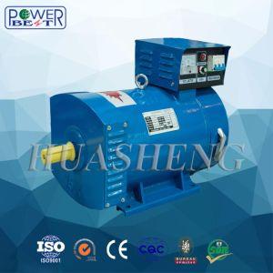 AC van de Borstel van de Alternator 2kw-50kw van het Koper van 100% Elektrische Dynamo