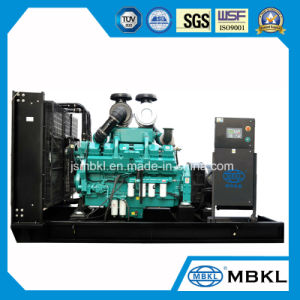 Cummins-geöffneter Typ Dieselgenerator 6ztaa13-G4 des elektrisches Anfangs425kva/340kw