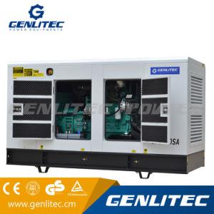 120квт 150 ква звукоизолирующие дизельного двигателя Cummins генератор Stamford генераторов