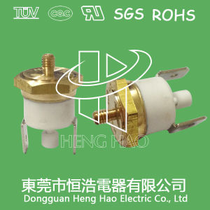Interruptor Limitada Bhermal para máquina de secagem