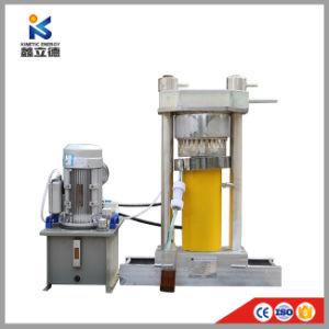 Funcionamiento sencillo el cacao Prensa Hidráulica hidráulica de aceite de almendra el frío de la máquina de prensa
