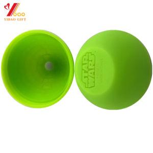 FDAが付いている使用できるサイズのシリコーンのアイスボールの角氷の皿