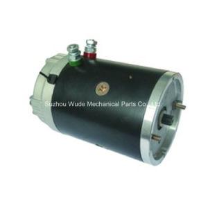 Motor hidráulico de 24V DC para carretilla elevadora zd2405A