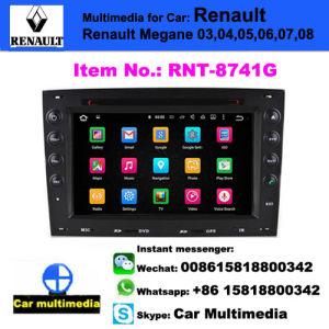 Renault-8741G 2 DIN с двойной Автоматический проигрыватель DVD проигрыватель мультимедийной системы GPS и антибликовым покрытием Android автомобильная аудиосистема воспроизведения автомобильными подключения WiFi GPS Naviradio видео
