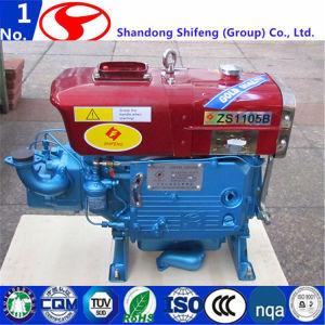 4 de Gekoelde Dieselmotor van de slag Lucht