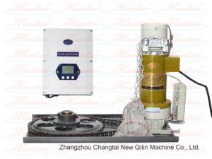Nuevo motor del obturador de rodillo CC Qilin DC750kg Motor del obturador de rodadura