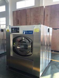 Un service de blanchisserie Machine à laver industrielles &Tissu, linge de maison, vêtement, des rondelles de vêtements en tissu de laverie commerciale