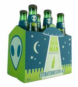 24 botellas de cerveza Cristal cajas de embalaje de papel