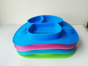 De RubberBaby Placemat van het Silicone van de Mat van de Lijst van het keukengerei
