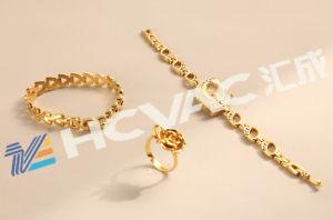 Macchina di rivestimento dell'oro di PVD per l'acciaio inossidabile della vigilanza e dei monili