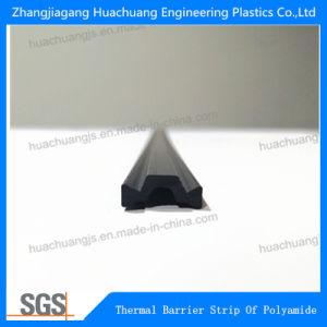 C Polyamide 66 van de Vorm de Brug van de Isolatie van de Hitte voor het Profiel van het Aluminium (12mm34mm)
