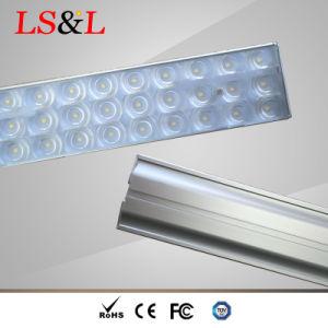 1200mm de alumínio /1500mm na luz de tecto Linear de LED para Iluminação Comercial