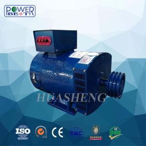 7.5kw Stc de Borstel van de Reeks met AC van de Katrol de Alternator van de Generator