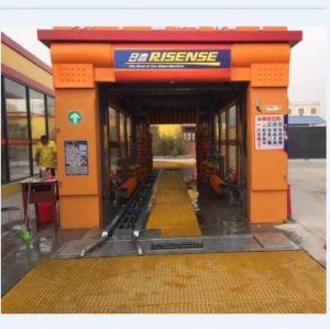 Automatic Tunnel Car Wash Machine e Tunne Aluguer de arruela de encosto