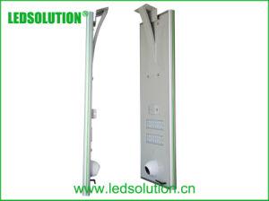 30W Câmara Iluminação Solar Luz LED solares com função de vídeo e bateria de lítio