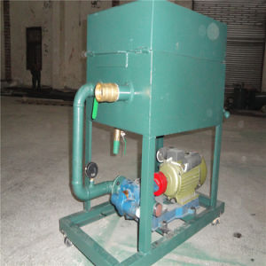 Ly purificador de aceite a presión de la placa de eficiente