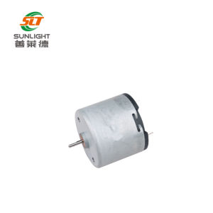 piccolo motore di CC spazzolato 12V per gli strumenti medici