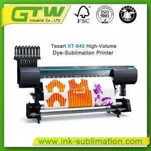 Xt-640 Roland Sublimation Printer voor het Af:drukken van Inkjet van de Hoge snelheid