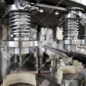 La latta di alluminio/animale domestico può macchina di rifornimento per la birra/la soda