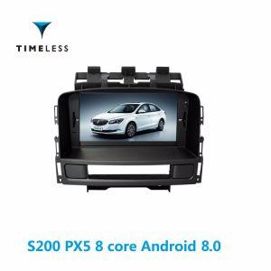 Lettore DVD dell'autoradio della piattaforma S200 2DIN del Android 8.0 di Timelesslong per Opel Astra J costruito in Carplay (TID-W072)