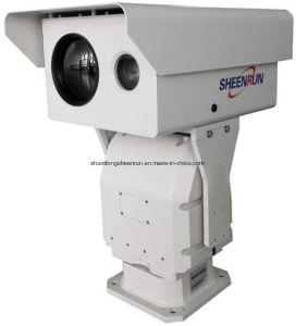 thermische 5km en Camera van de Sensor HD IP van de Dag de Dubbele