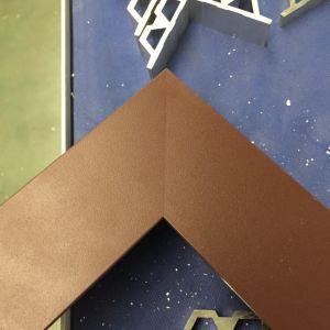 Macchina di piegatura capa manuale del portello della finestra di alluminio singola