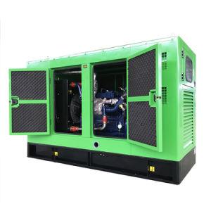 高性能50 HP LPGの電気発電機
