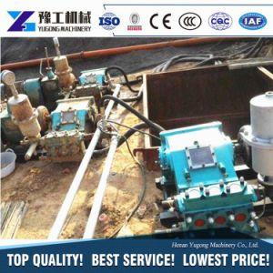 Piccola pompa di fango Triplex di alta efficienza Bw320
