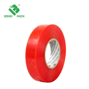 LED Lightingのための強いAdhesive Double Sided Pet Red Tape
