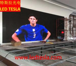 Couleur Intérieure de P8 l'installation fixe pour la publicité de l'écran à affichage LED