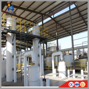 Planta de Biodiesel Extracto de aceite de microalgas// de la planta de biodiesel de aceite de algas que la máquina